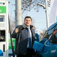 Stație de încărcare Electrica în benzinărie OMV