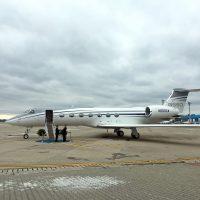 Gulfstream G550 - Băneasa